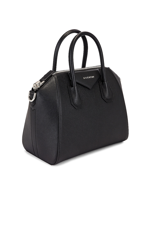 Image 4 of Givenchy Small Sugar Antigona in Black