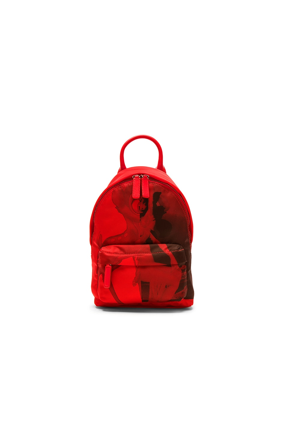Image 1 of Givenchy Nano Backpack in Red