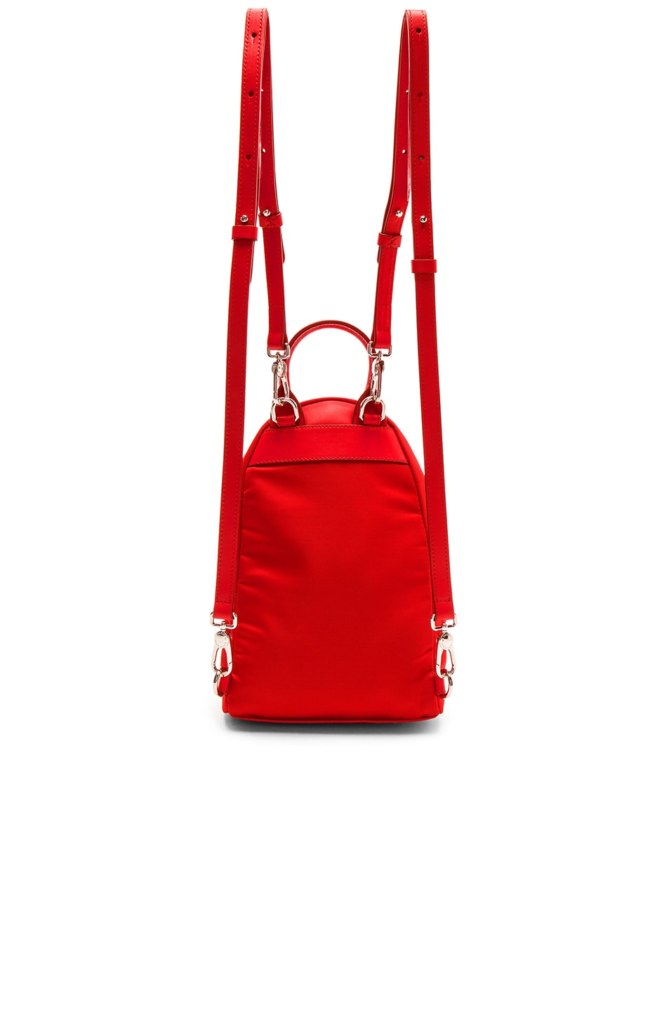Image 2 of Givenchy Nano Backpack in Red