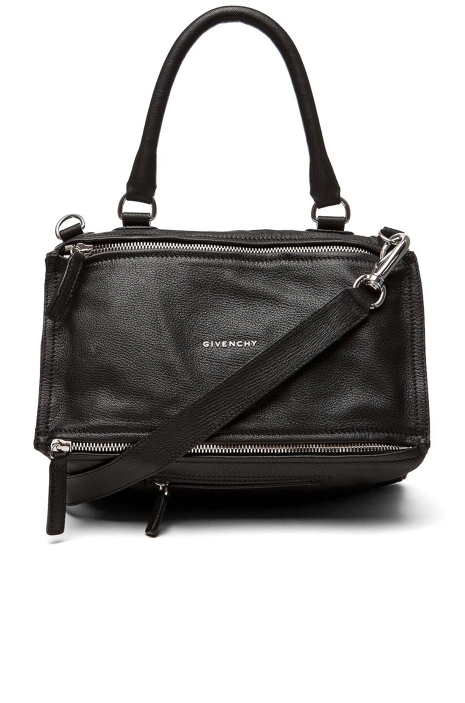 Image 1 of Givenchy Medium Sugar Pandora in Black