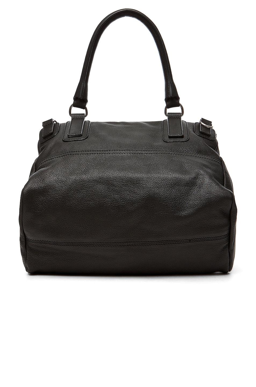 Image 2 of Givenchy Medium Sugar Pandora in Black