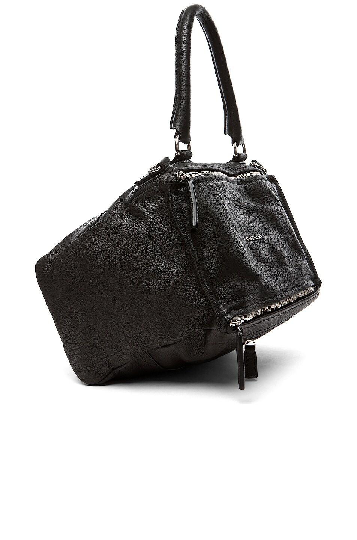 Image 3 of Givenchy Medium Sugar Pandora in Black