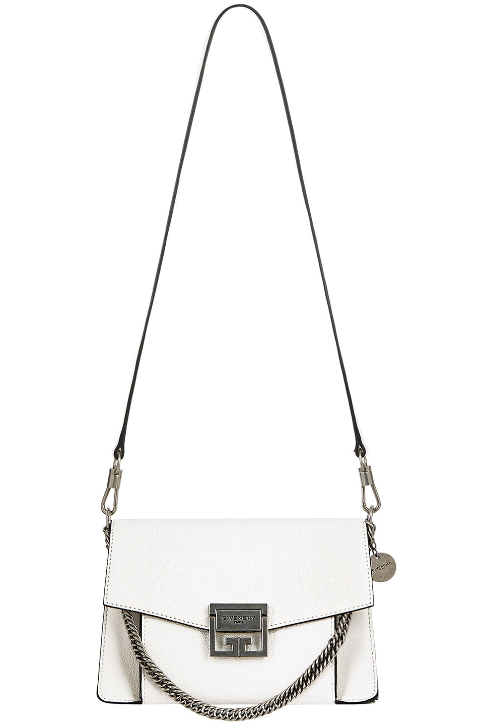 Image 1 of Givenchy Small Leather GV3 in White