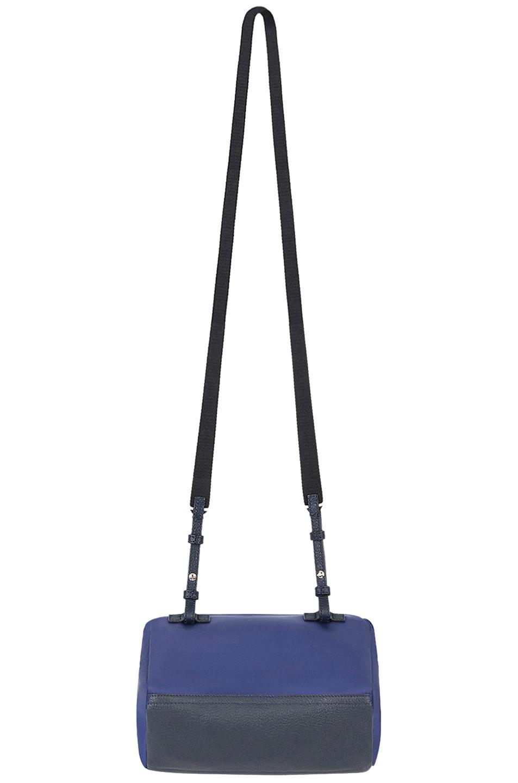 Image 2 of Givenchy Mini Logo Strap Pandora in Dark Blue