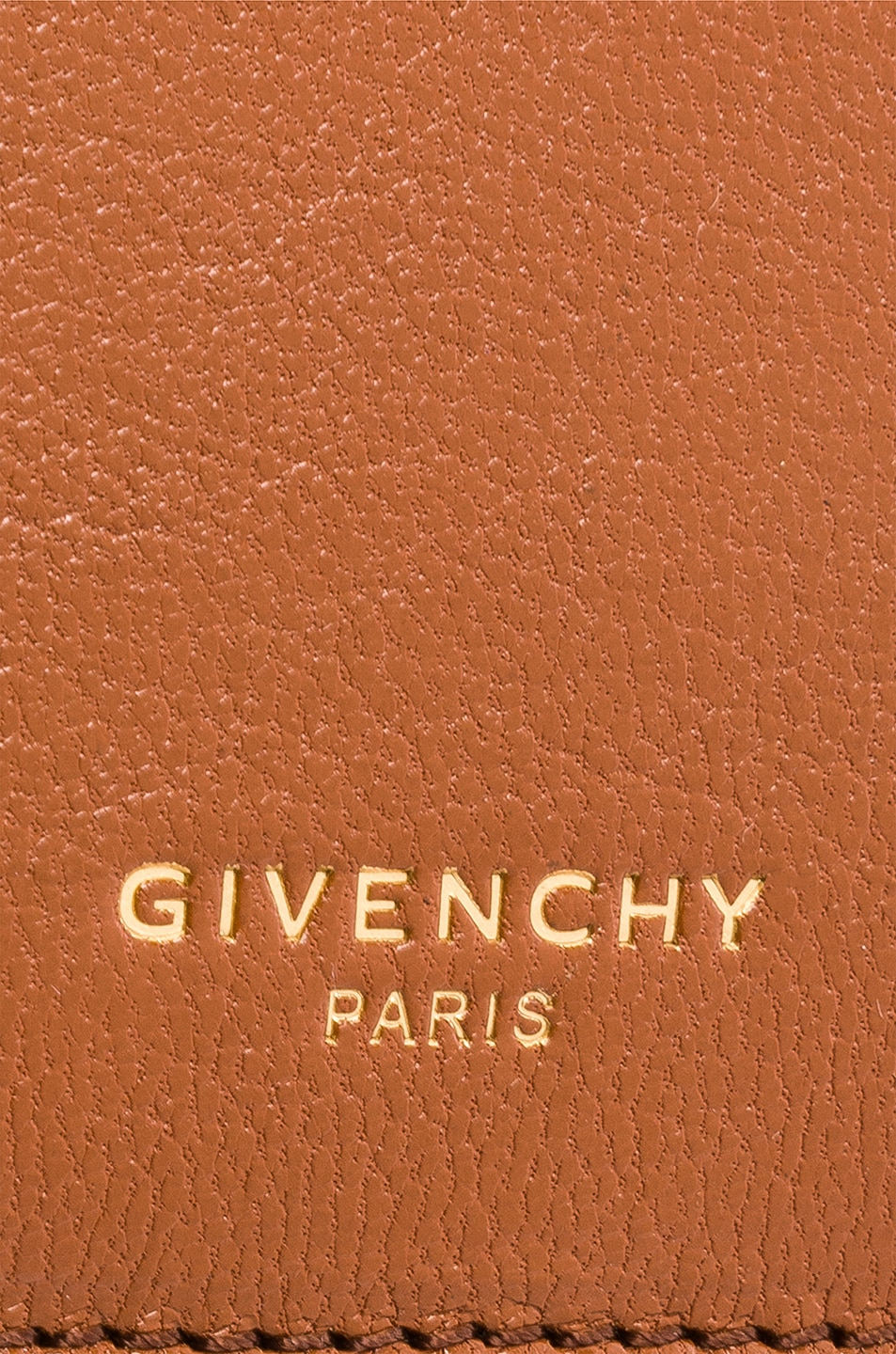 Image 7 of Givenchy Leather Crossbody Bag in Chestnut