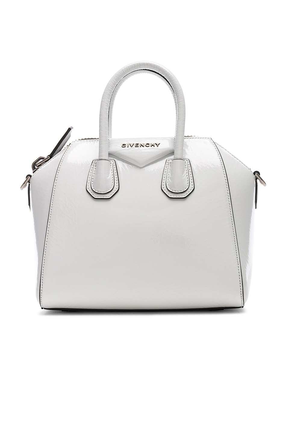 Image 1 of Givenchy Mini Antigona in White