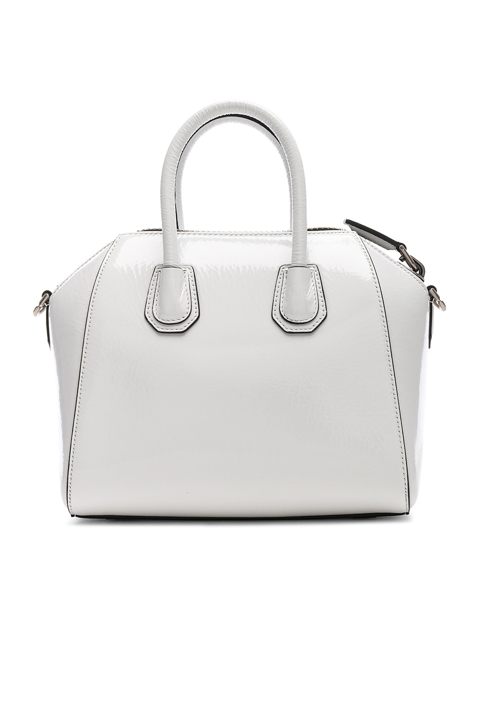 Image 3 of Givenchy Mini Antigona in White