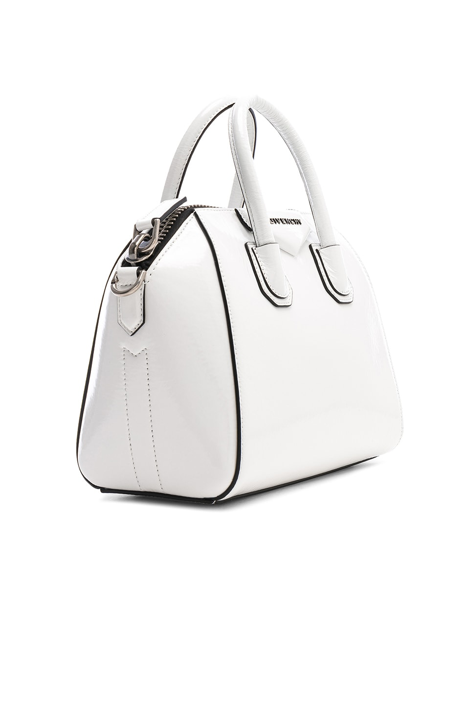 Image 4 of Givenchy Mini Antigona in White