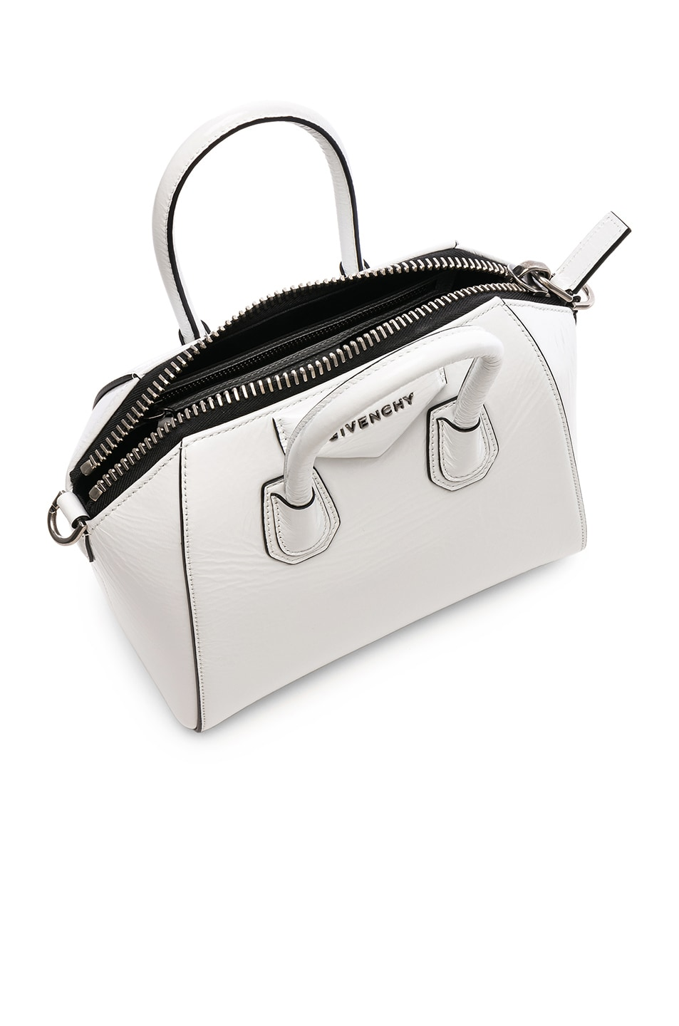 Image 5 of Givenchy Mini Antigona in White