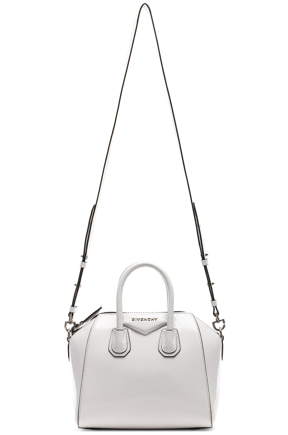 Image 6 of Givenchy Mini Antigona in White