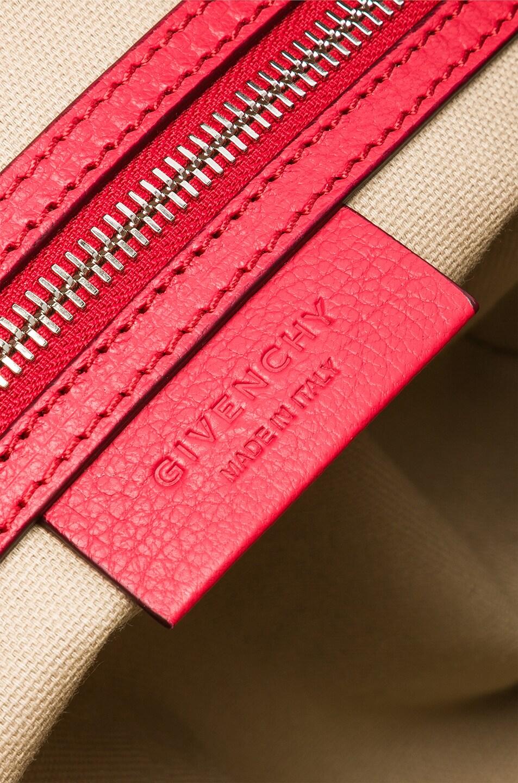 Image 7 of Givenchy Small Sugar Antigona in Geranium Pink