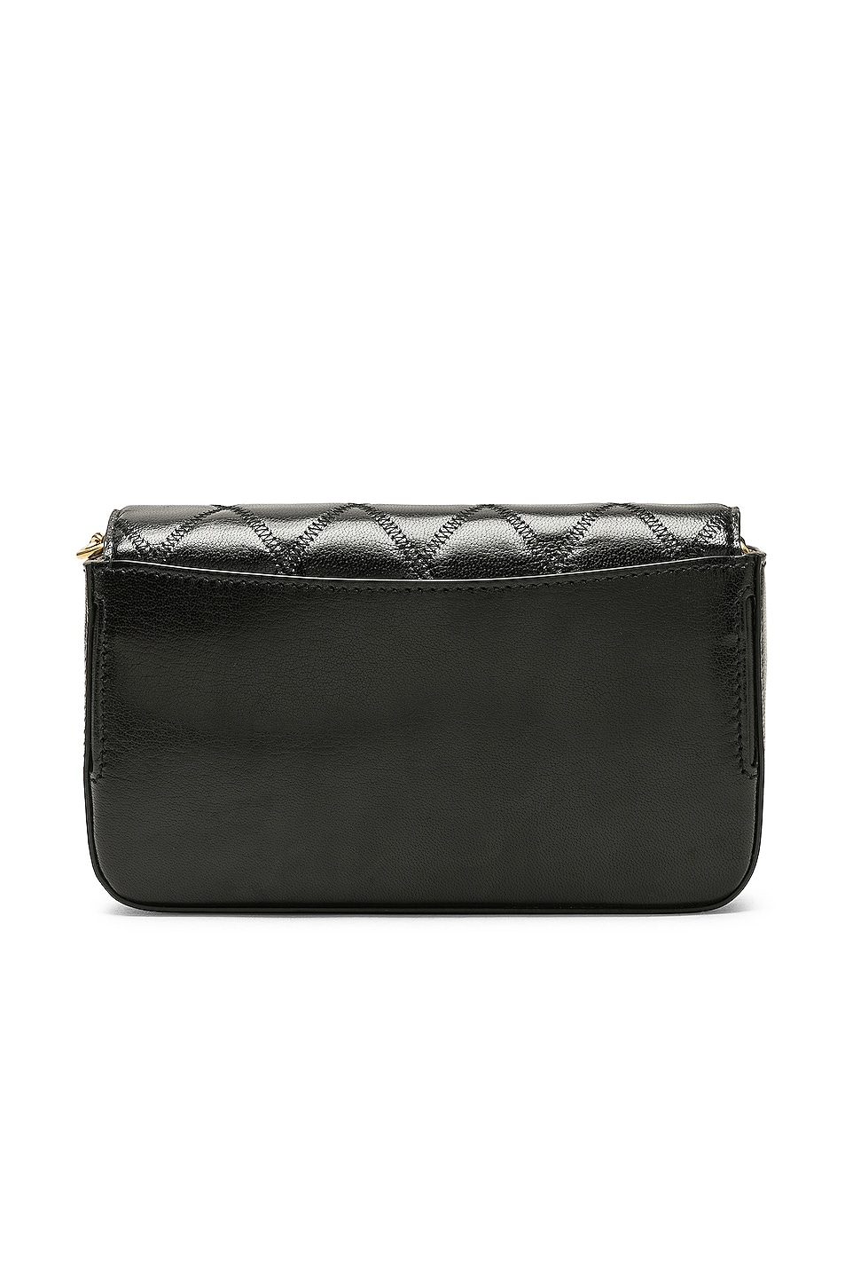 Image 3 of Givenchy Pocket Chain Wallet in Black