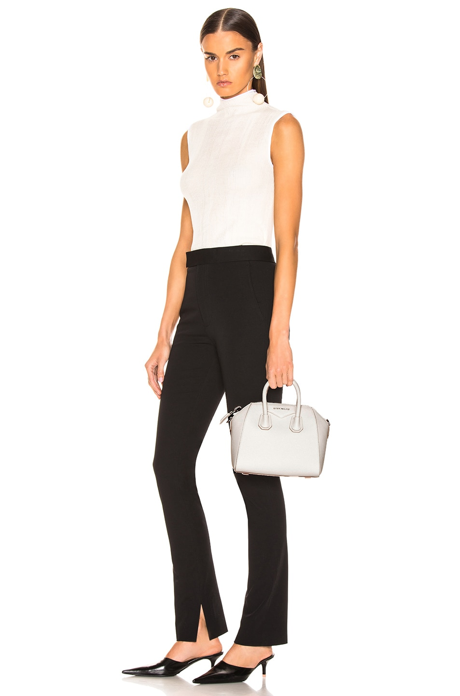 Image 2 of Givenchy Mini Antigona Bag in White