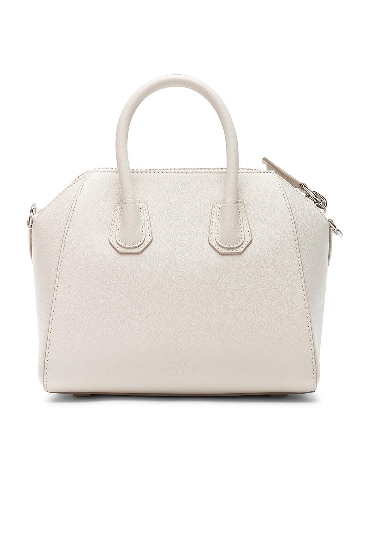 Image 3 of Givenchy Mini Antigona Bag in White