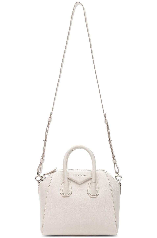 Image 6 of Givenchy Mini Antigona Bag in White