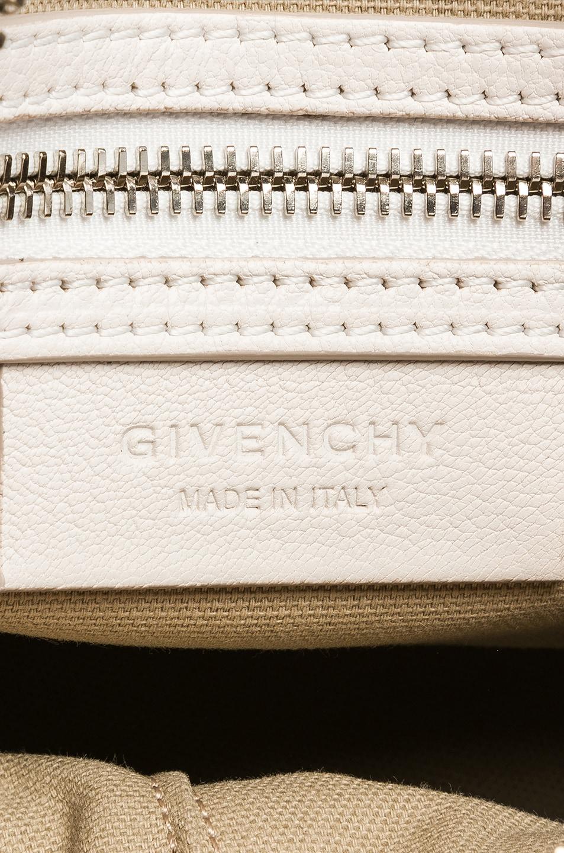 Image 7 of Givenchy Mini Antigona Bag in White