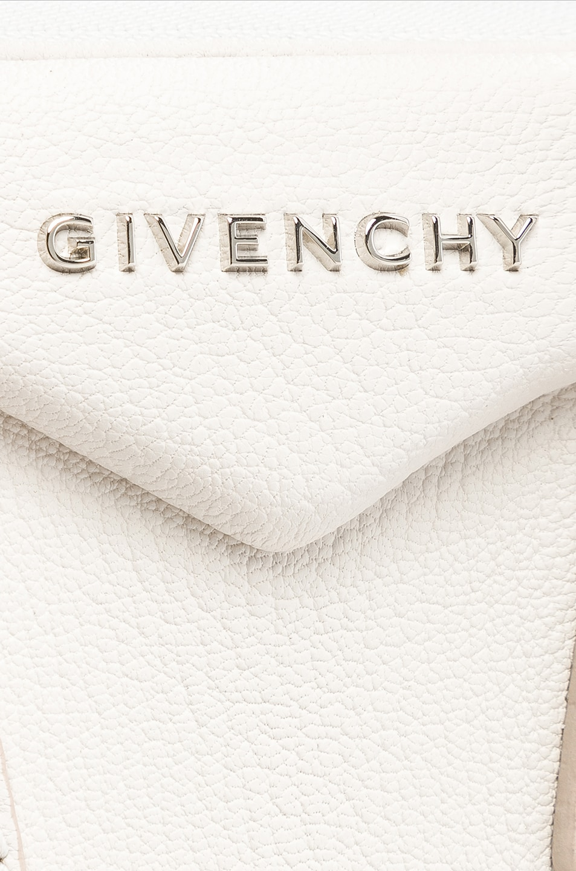 Image 8 of Givenchy Mini Antigona Bag in White