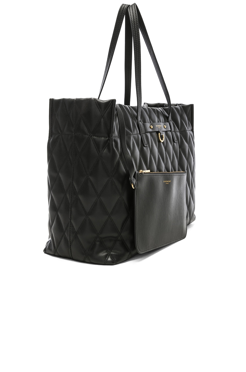 Image 4 of Givenchy Duo Shopper Tote in Black