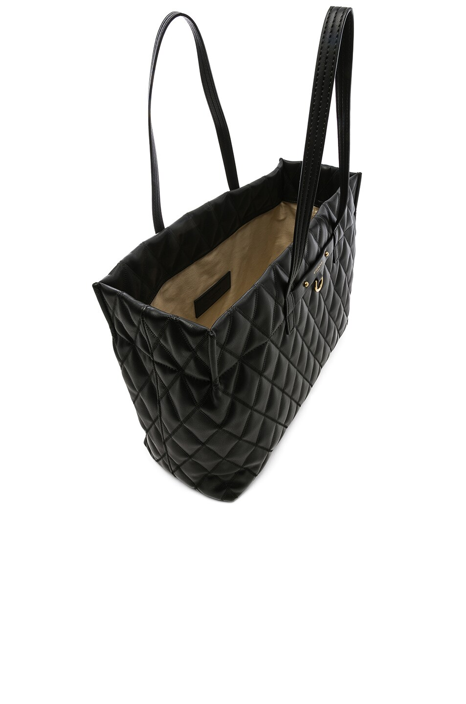 Image 5 of Givenchy Duo Shopper Tote in Black