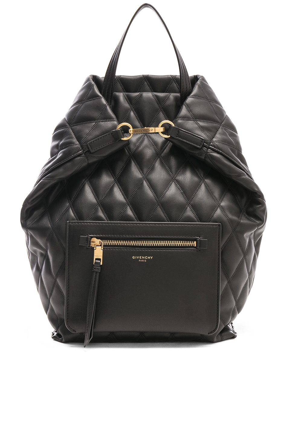 Image 1 of Givenchy Duo Backpack in Black