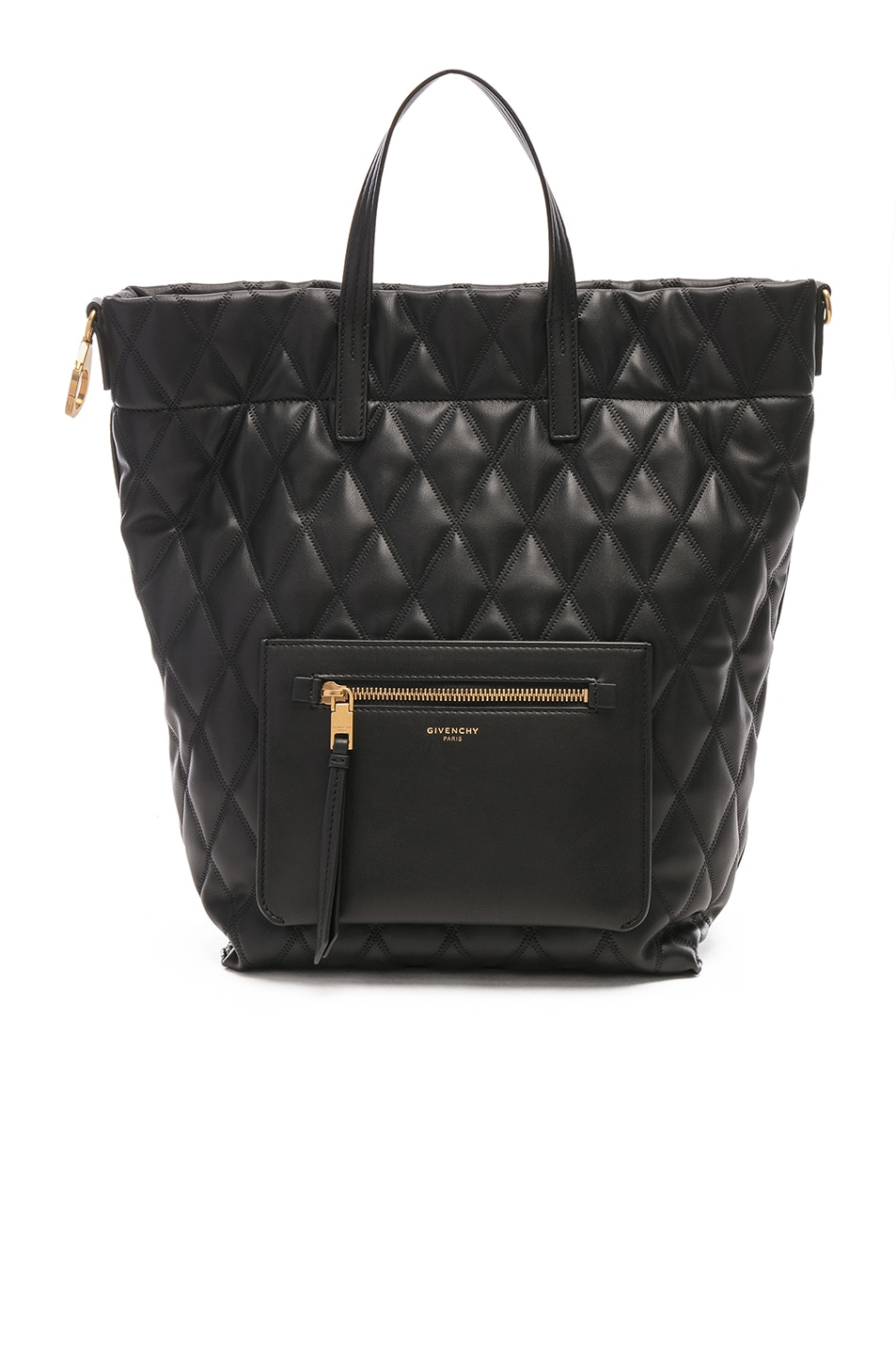 Image 2 of Givenchy Duo Backpack in Black