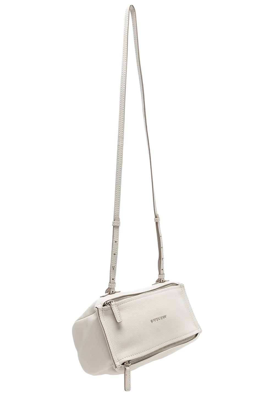 Image 1 of Givenchy Mini Pandora Bag in White