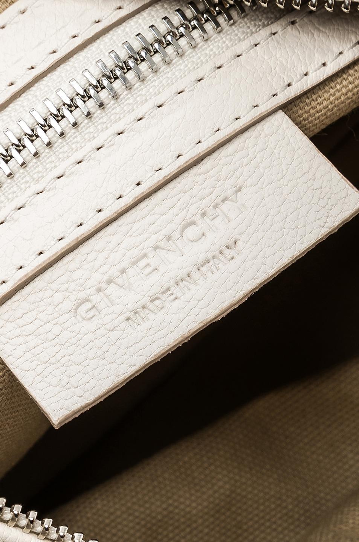 Image 5 of Givenchy Mini Pandora Bag in White