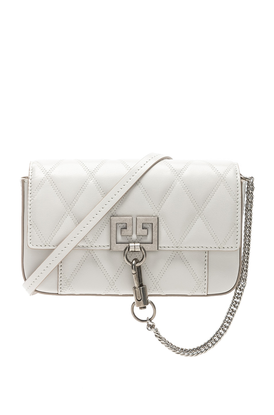 Image 1 of Givenchy Mini Pocket Bag in White