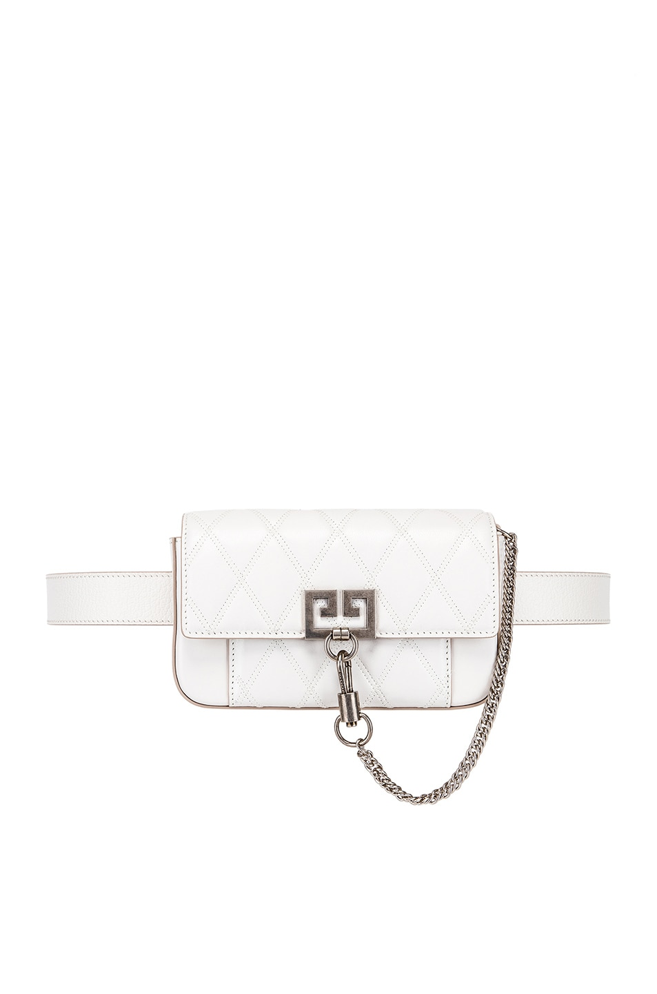 Image 4 of Givenchy Mini Pocket Bag in White