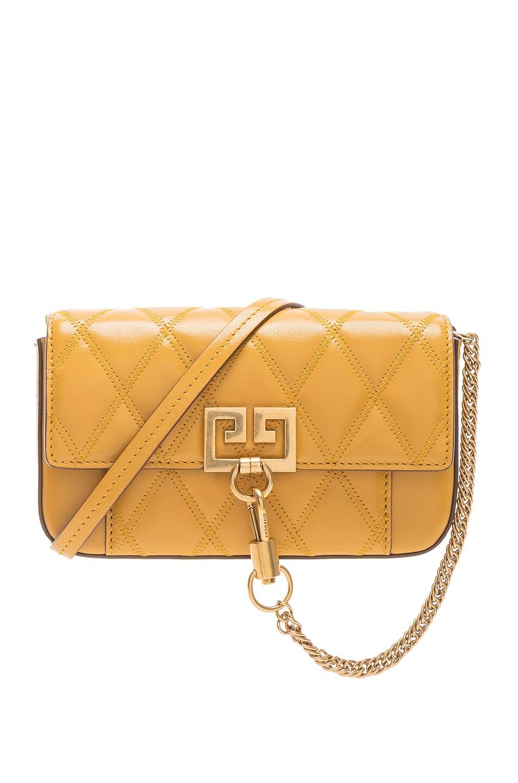 Image 1 of Givenchy Mini Pocket Bag in Golden