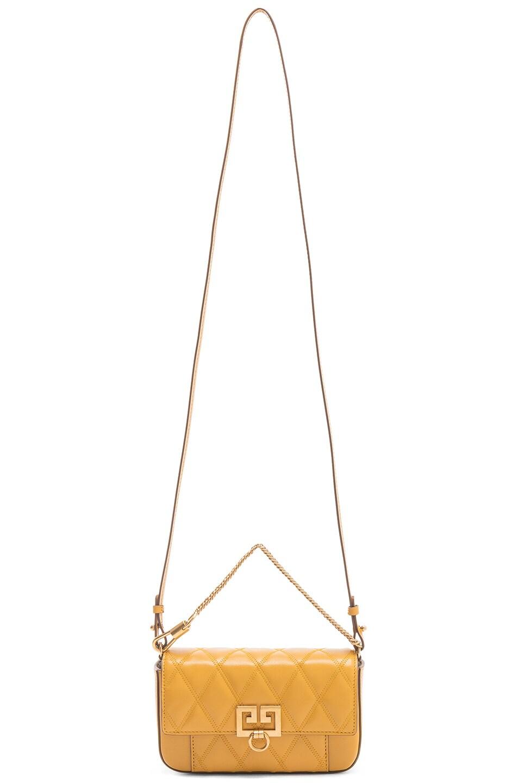 Image 6 of Givenchy Mini Pocket Bag in Golden