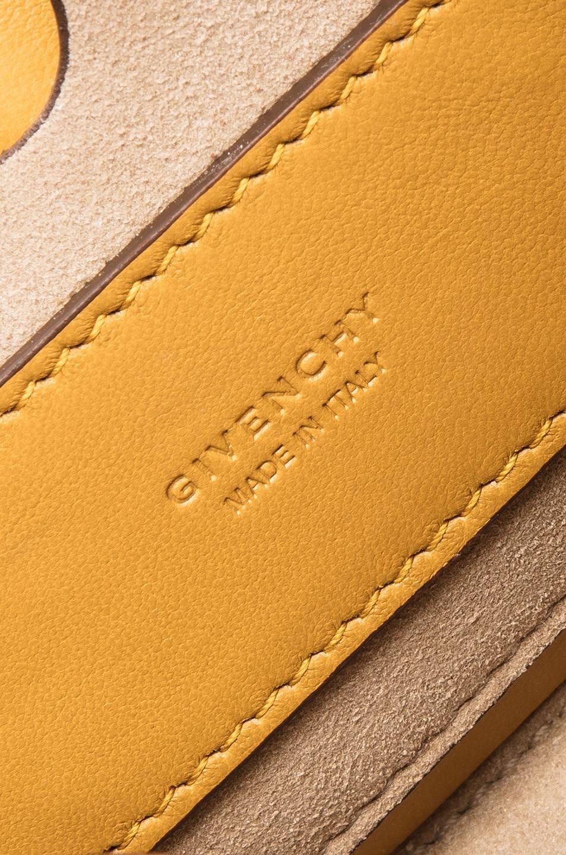 Image 7 of Givenchy Mini Pocket Bag in Golden
