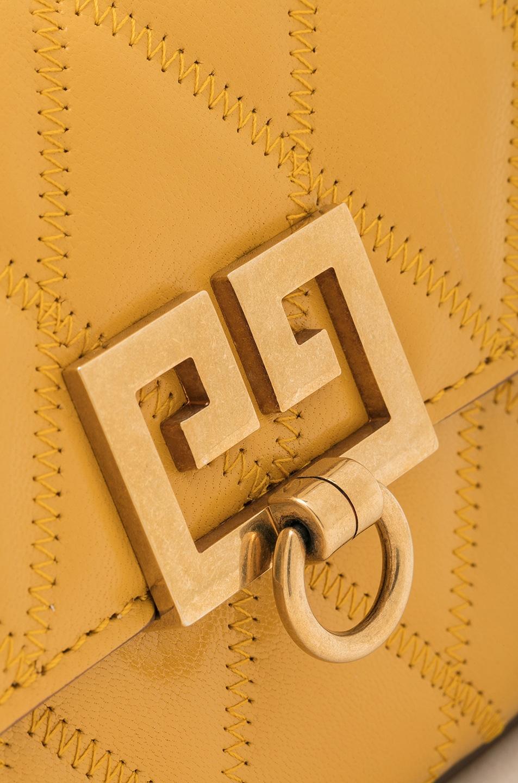 Image 8 of Givenchy Mini Pocket Bag in Golden