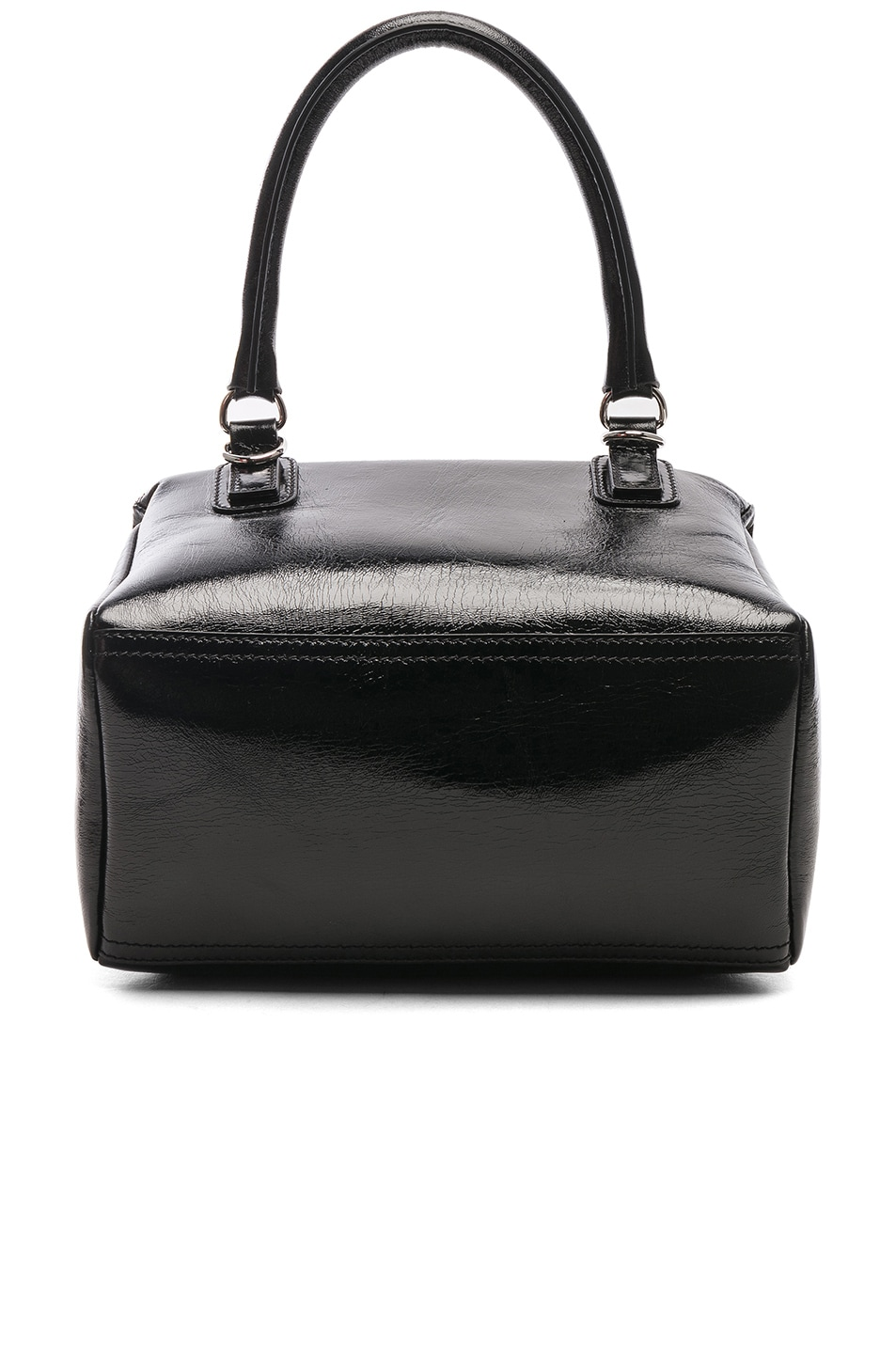 Image 3 of Givenchy 4G Strap Small Pandora in Black