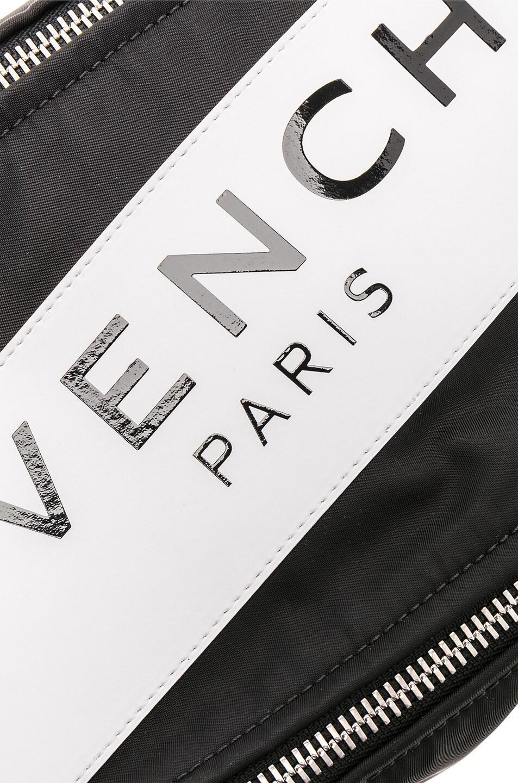 Image 6 of Givenchy Paris Nylon Small Pandora Bag in Black
