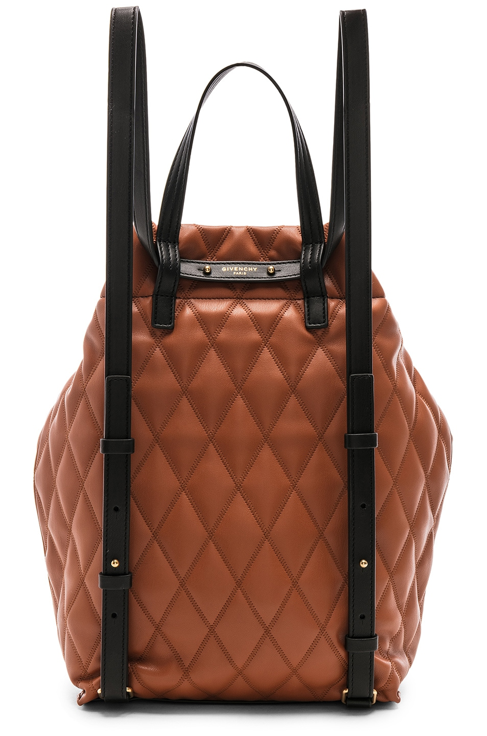 Image 4 of Givenchy Duo Backpack in Chestnut