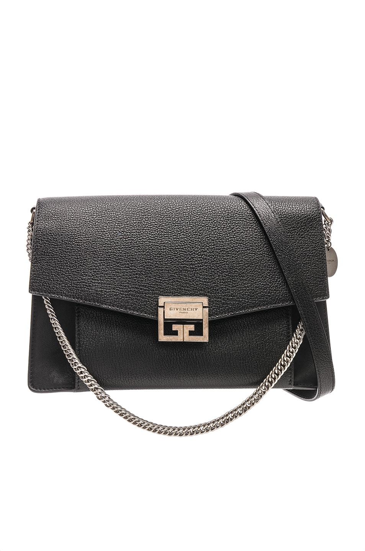 Image 1 of Givenchy Medium GV3 Bag in Black