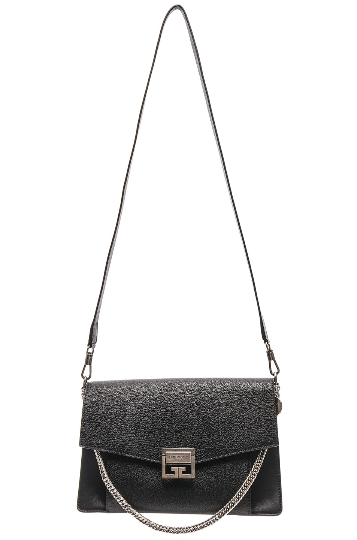 Image 6 of Givenchy Medium GV3 Bag in Black