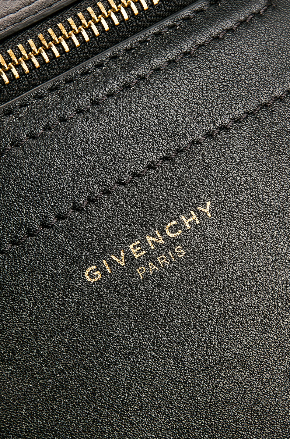 Image 6 of Givenchy Whip Chain Belt Bag in Black