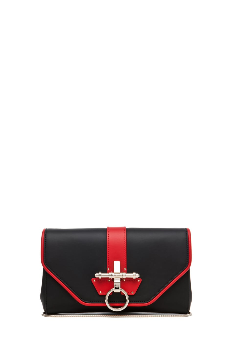 Image 1 of GIVENCHY Obsedia Clutch in Black