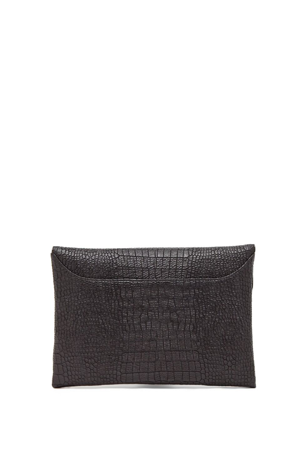 Image 2 of GIVENCHY Envelope Clutch in Black