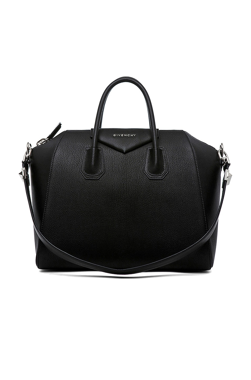 Image 1 of Givenchy Medium Sugar Antigona in Black