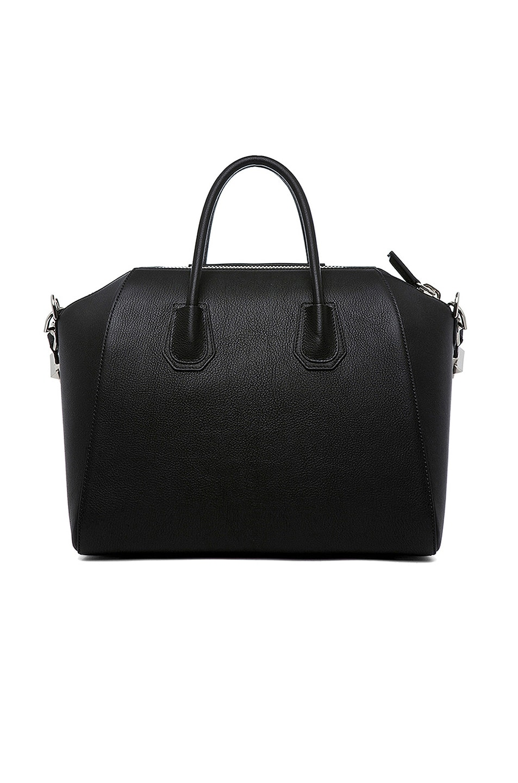 Image 3 of Givenchy Medium Sugar Antigona in Black