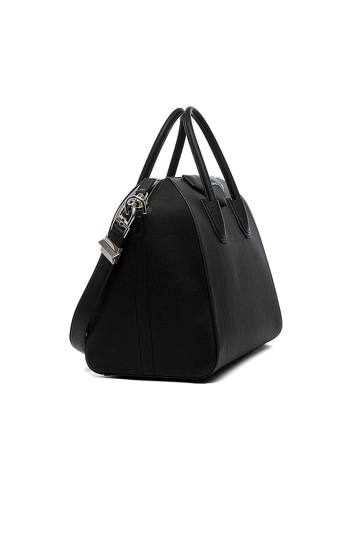 Image 4 of Givenchy Medium Sugar Antigona in Black