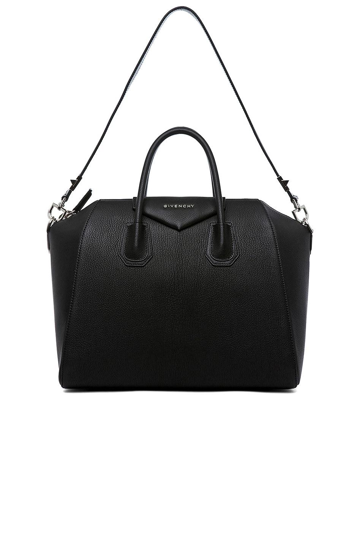 Image 6 of Givenchy Medium Sugar Antigona in Black