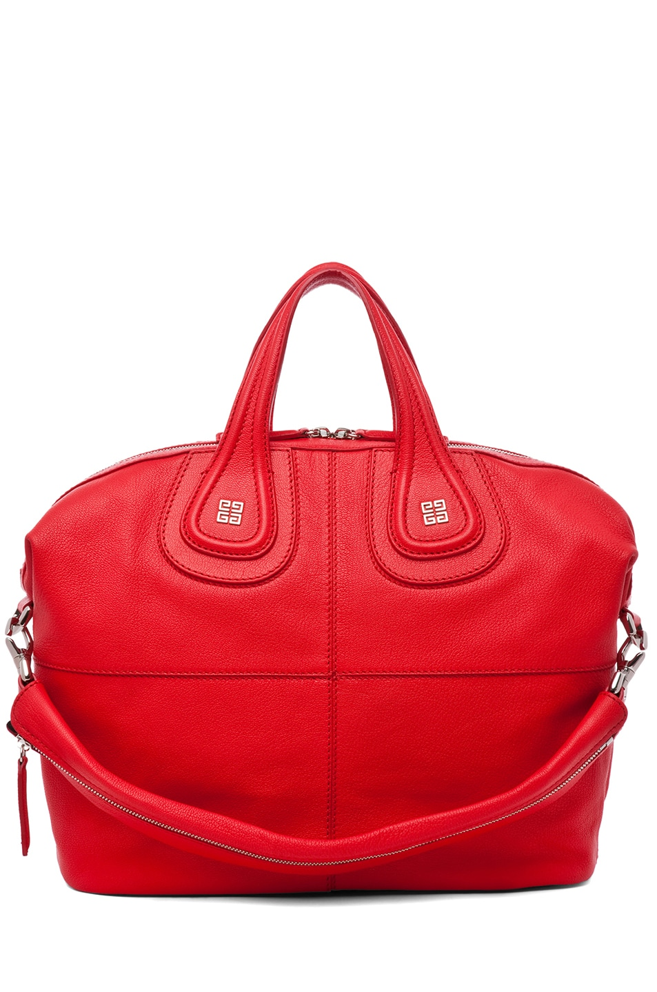 Image 1 of Givenchy Medium Nightingale in Red
