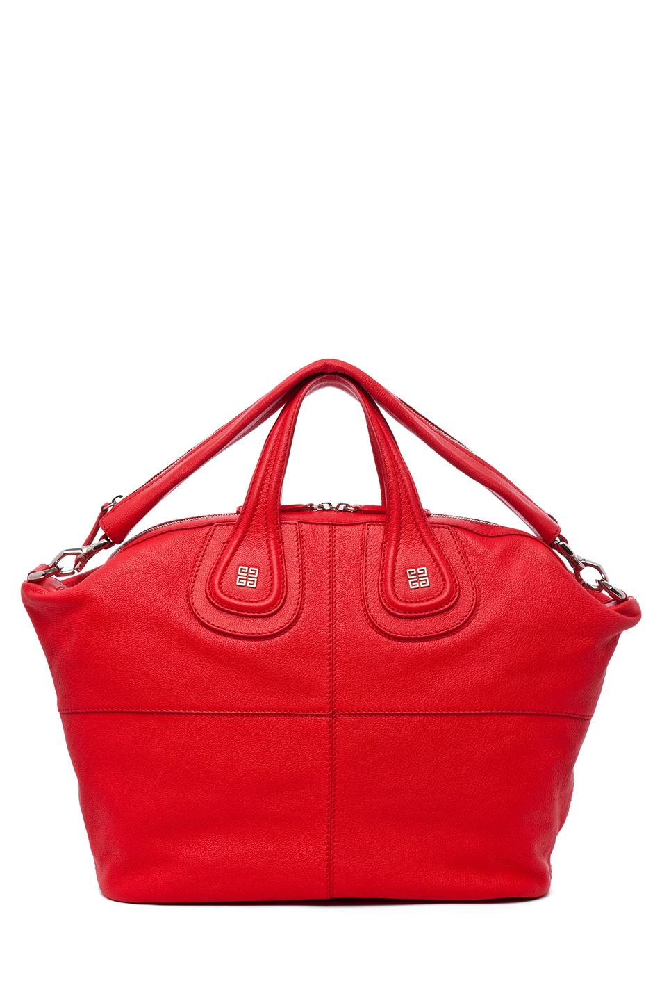 Image 5 of Givenchy Medium Nightingale in Red
