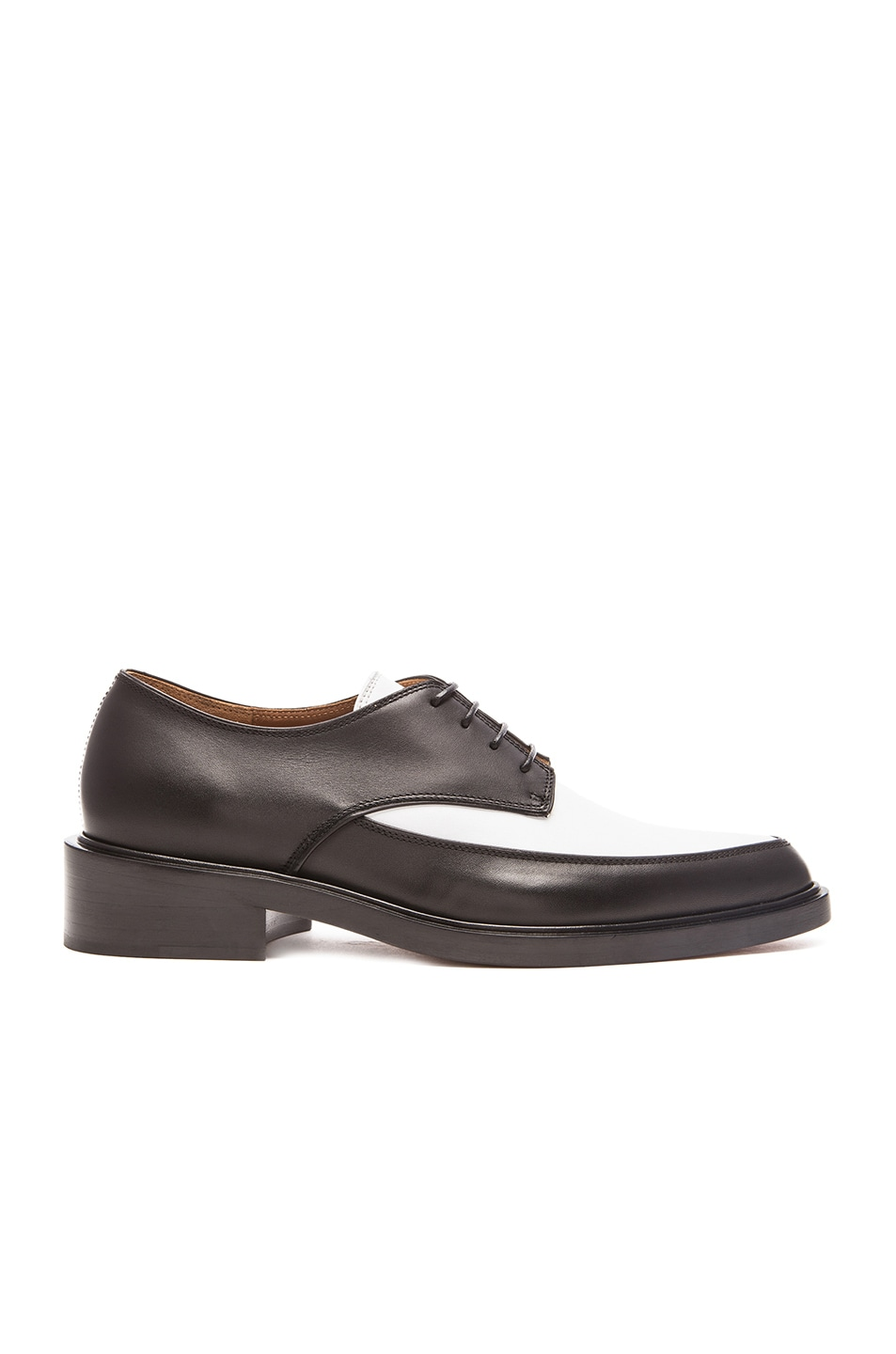 Image 1 of GIVENCHY Pippa Derbies in Black & White