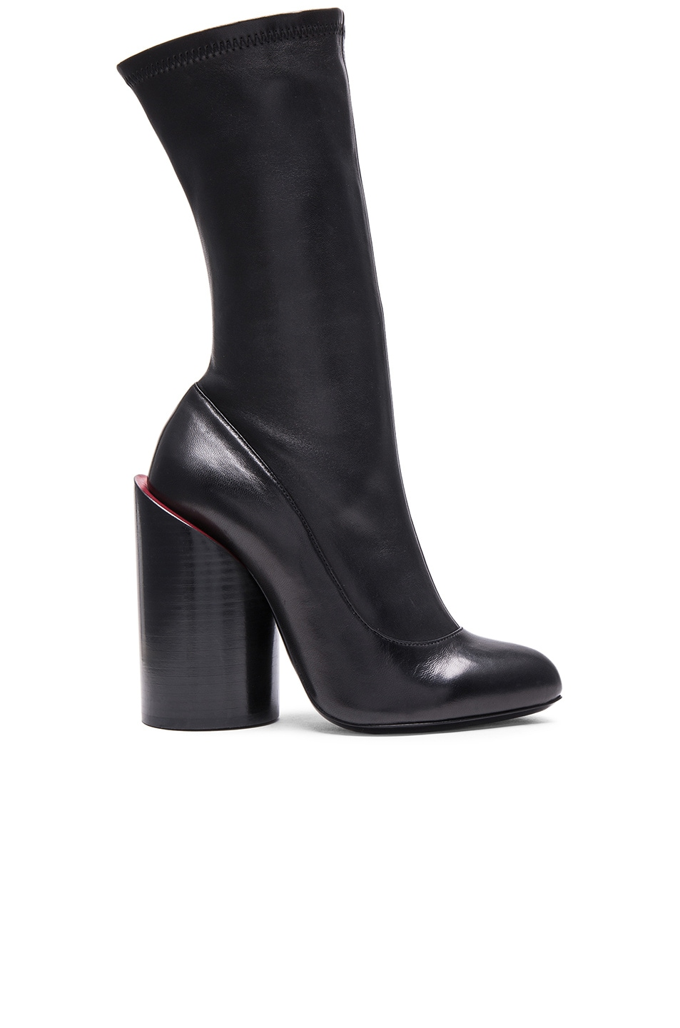 Givenchy Leather Boots lbeKs3W