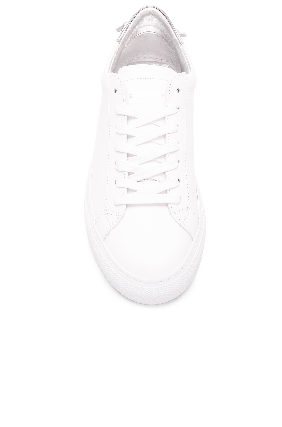 Sneakers Leather Givenchy In Knots Low Urban Whiteamp; SilverFwrd bgY76fyv